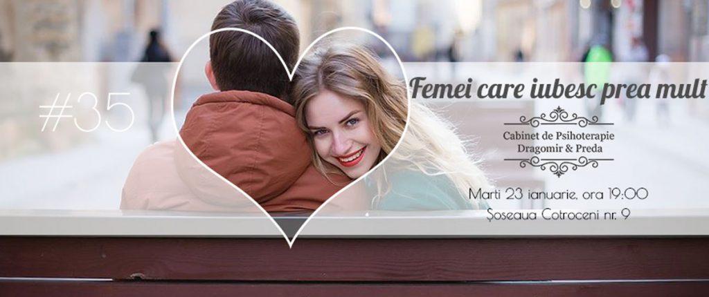 cover prezentare grup pentru femei